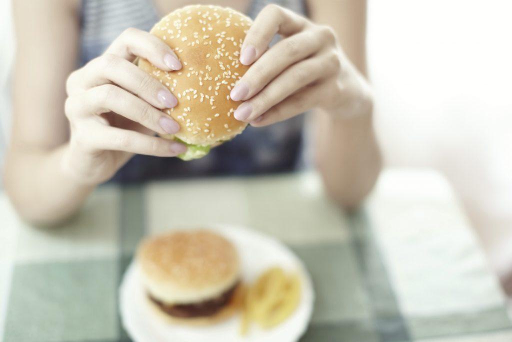 Hamburger tavola