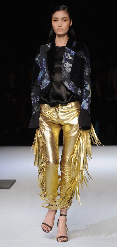 Giacca, blusa e pantaloni Just Cavalli