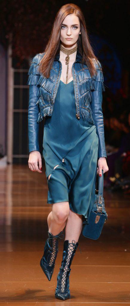 Giacca e abito Versace