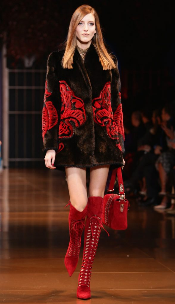 Cappotto Versace