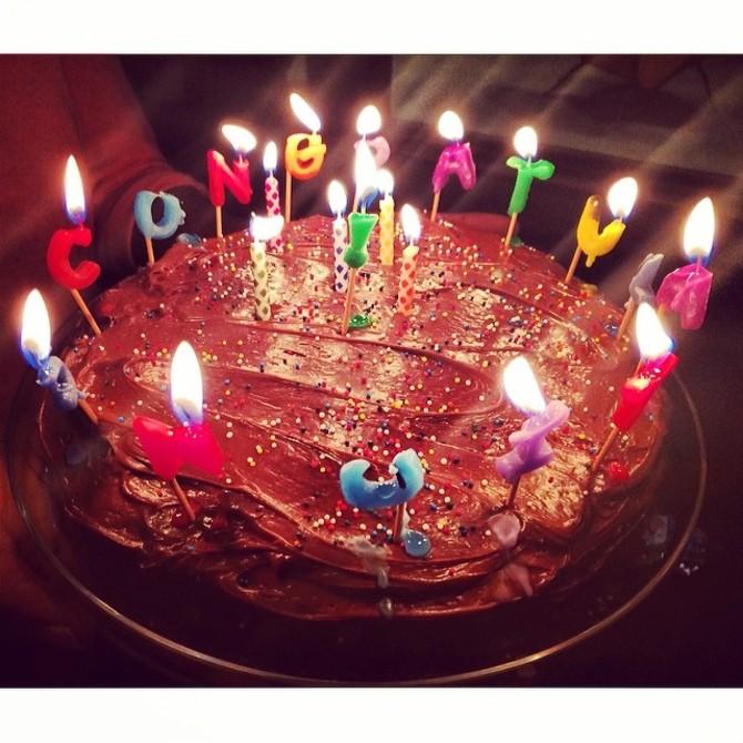 Torta compleanno Rihanna
