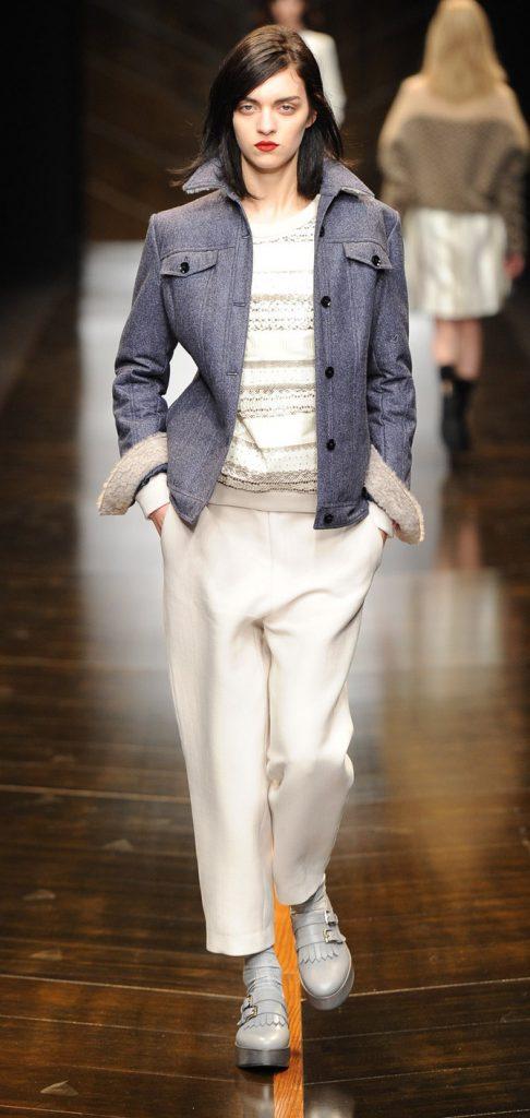 Giacca, camicia e pantaloni Trussardi