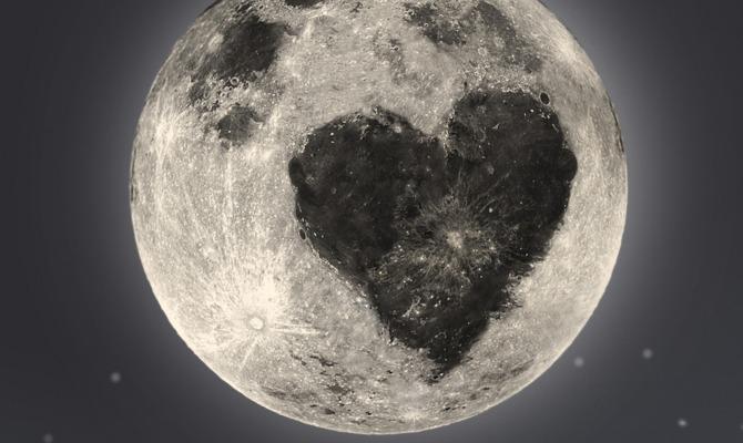 A San Valentino pretendi la Luna