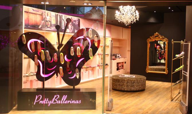 Hong Kong calza PrettyBallerinas