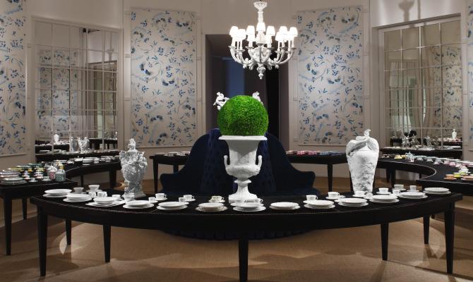 Richard Ginori collezione art de la table