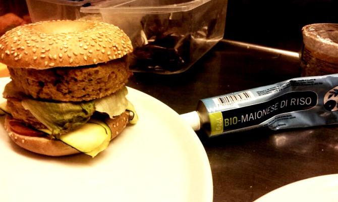 Hamburgeria vegana