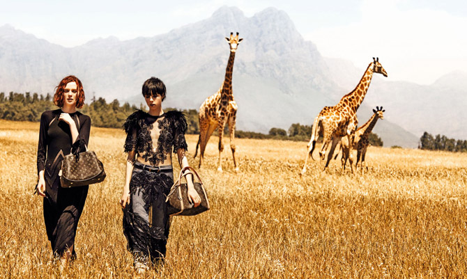 Spirit of Travel: la nuova campagna Louis Vuitton