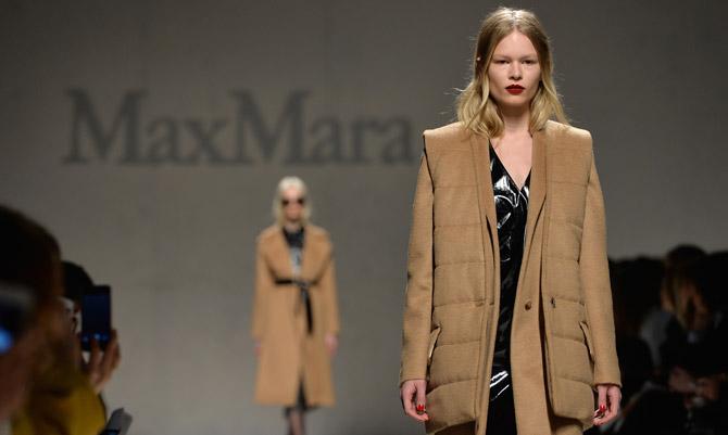 Il cappotto di Max Mara torna al suo splendore