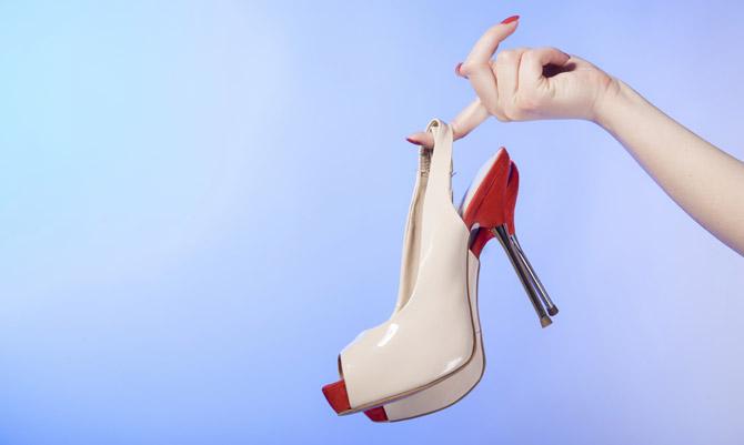Le scarpe per averlo ai tuoi piedi