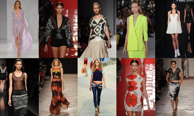 La Primavera Estate 2014 in dieci tendenze