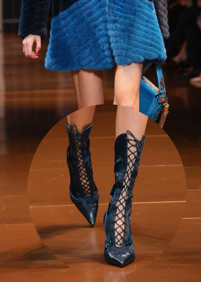Stivali Versace
