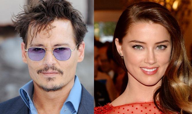 Johnny Depp e Amber Heard presto sposi