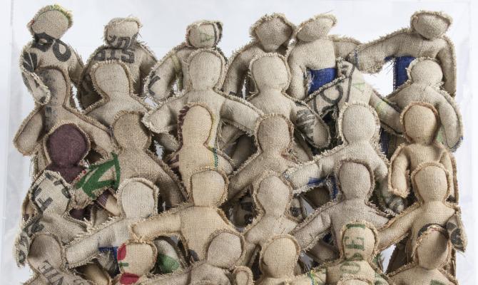 Made in Italy bambole iuta - Luca Rozzano