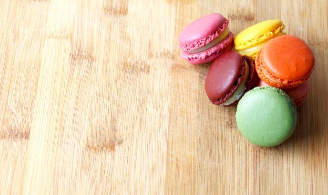 Macarons, i pasticcini più chic del mondo
