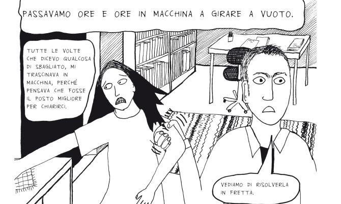7° piano, una graphic novel racconta la violenza domestica