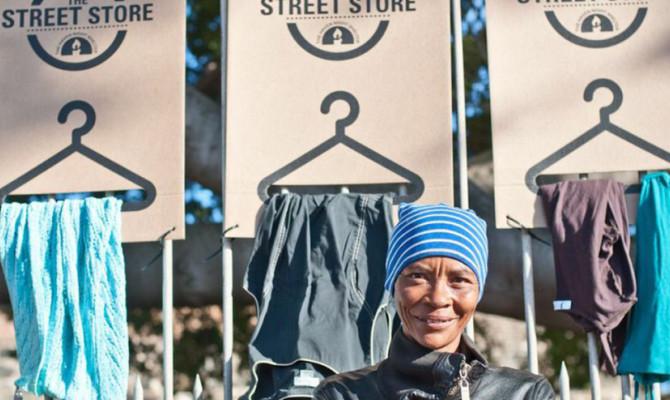 The Street Store, il primo Pop-up Charity Store per senzatetto