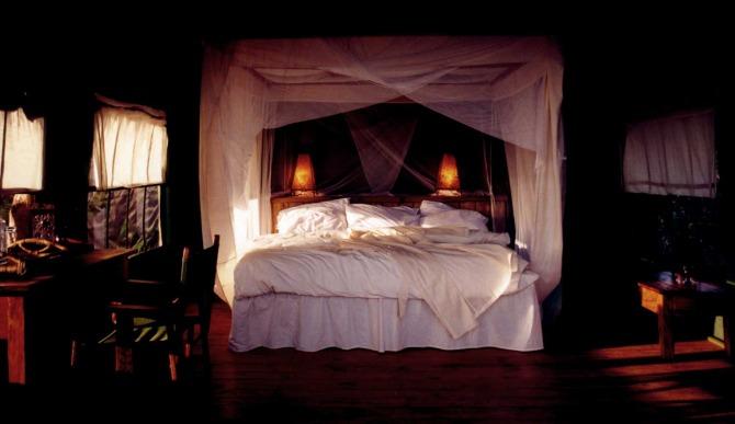 tenda, letti, tanzania, campeggio, Glamping