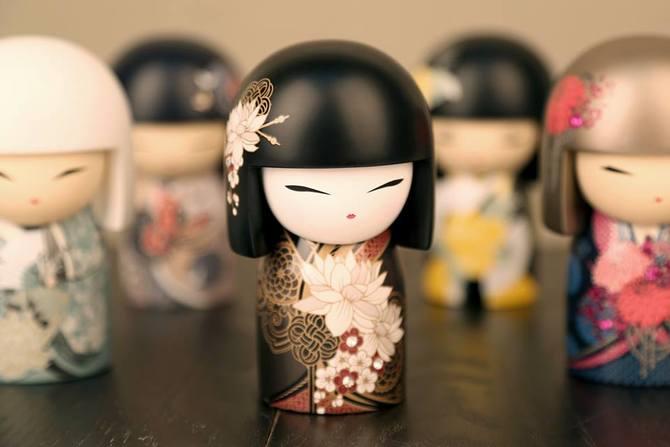 Le bambole porta fortuna ispirate al giappone - Foto porta fortuna ...