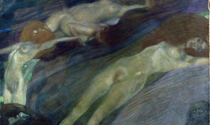 Il mito di Klimt sfavilla a Milano