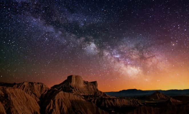 In viaggio, a caccia di stelle