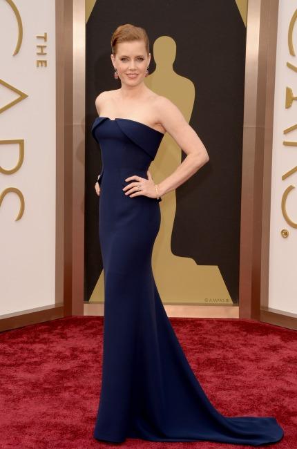 La notte da Oscar di Amy Adams