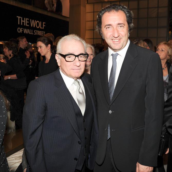Martin Scorsese e Paolo Sorrentino
