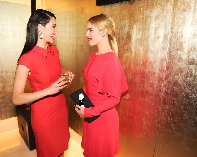 Emmy Rossum e Dianna Agron
