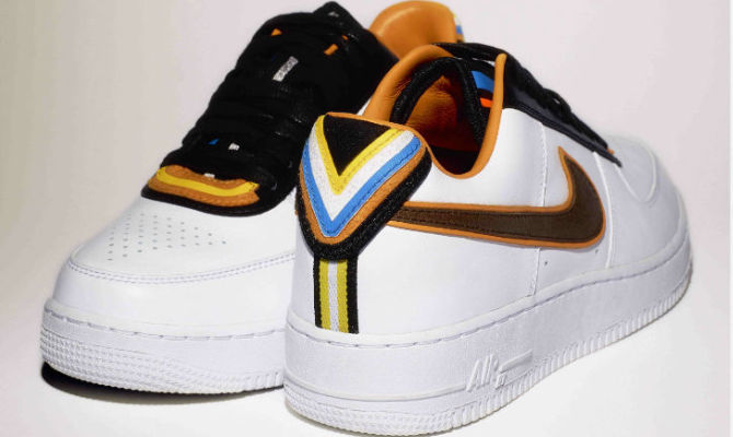 Nike Tisci limited edition sneaker signature
