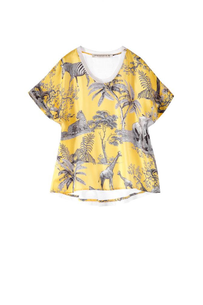 T-shirt Shirtaporter