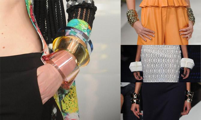 I nuovi bracciali per donne di polso