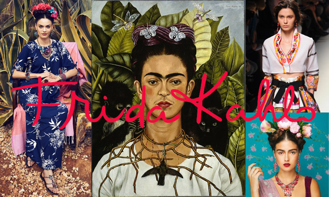 Frida Kahlo: fashion icon involontaria