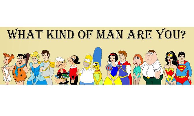Che uomo sei? I cartoons contro la violenza sulle donne