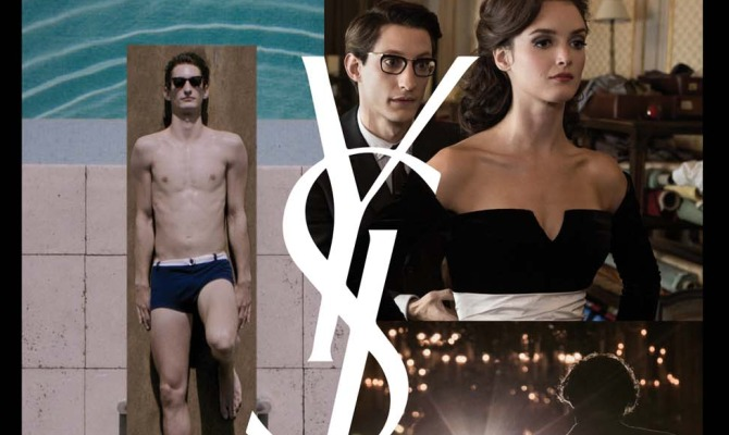 La vita di Yves Saint Laurent al cinema