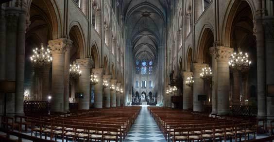 cattedrale Parigi