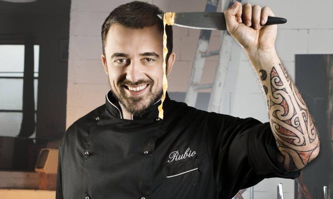 Chef Rubio dribbla i luoghi comuni