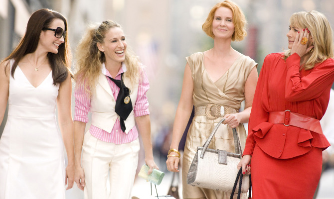 Sex and the City, tremate tremate le ragazze sono tornate