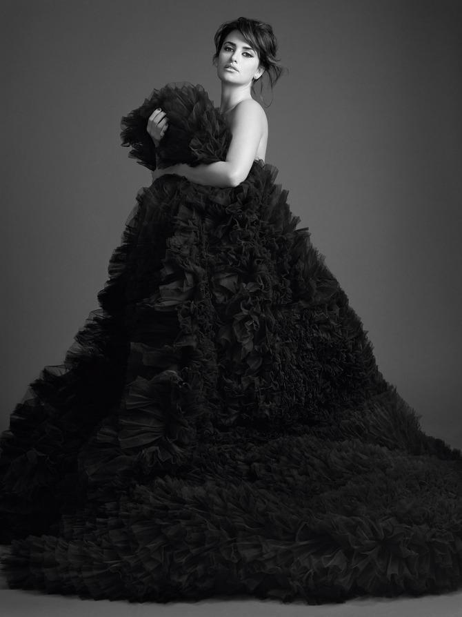 Penelope Cruz by Alexi Lubomirski