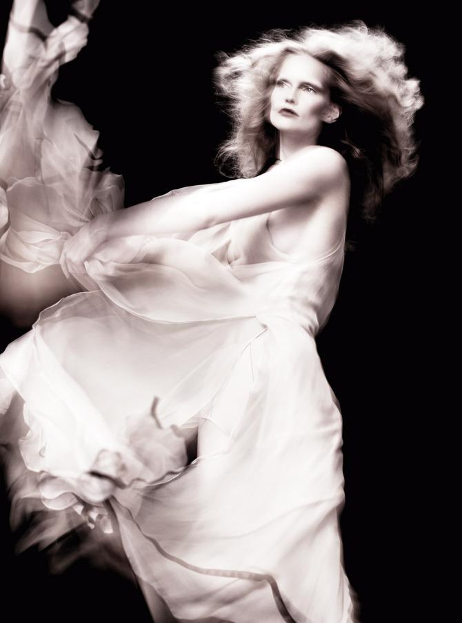 Vanessa Paradis by Alexi Lubomirski