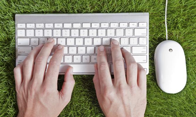 Natura in rete con i social network verdi