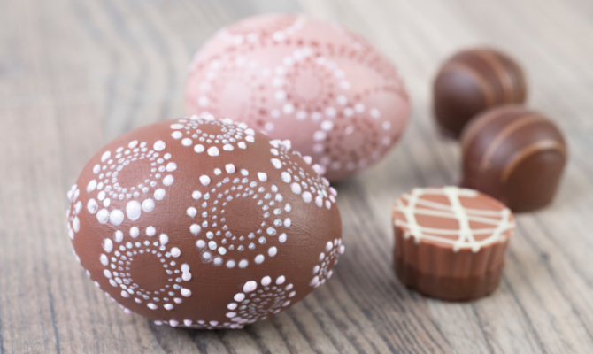Uova di cioccolato fai da te: la ricetta
