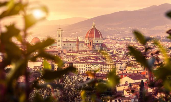 Città bio: mangiare a Firenze