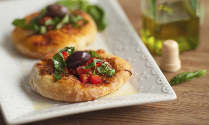 Pizzelle fritte sapore di Puglia e di Pasqua
