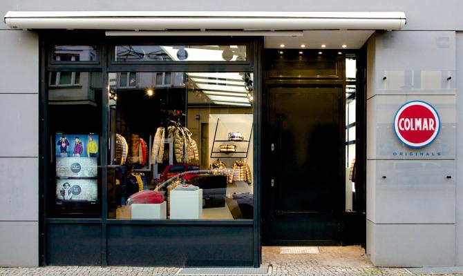 Colmar Originals Berlino store