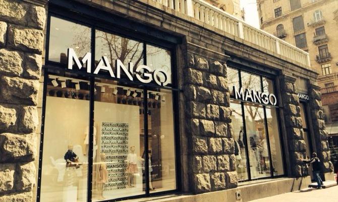 Mango apre a Kiev