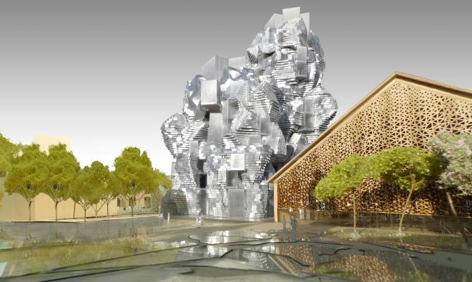 Parc des Atelier, il campus del design firmato Frank Gehry