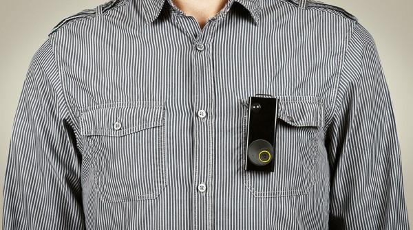 mini camera indossabile