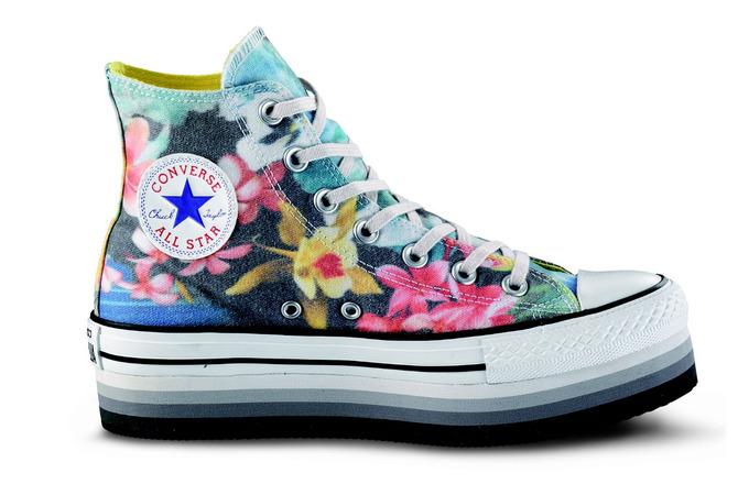 Sneakers Converse Platform