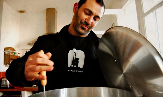 La cucina militante di Don Pasta