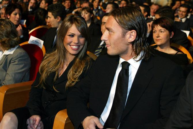Ilary e Totti