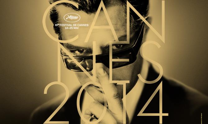 Locandina Cannes Mastroianni